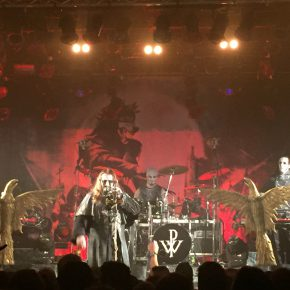 Powerwolf + Civil War // Pumpehuset 14/10 2016
