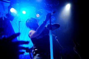 Sonata Arctica i Pumpehuset. Foto: Jannie Ravn Madsen