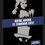 Dansk rock til Royal Arena