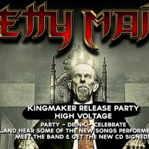 Pretty Maids release party