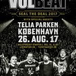Volbeat til Parken!