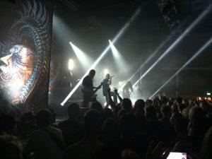 Meshuggah. Foto: Aleg-One