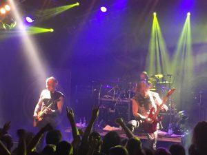 Ensiferum til Headbangers Ball Tour i Hamburg. Foto: Weiss