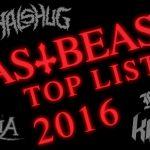 Blastbeast Top Lister 2016