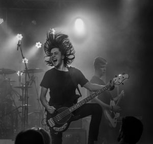 Aphyxion til Vintermetal 2017. Foto: Thomas Ørskov
