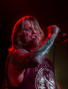 Hatesphere til Vintermetal 2017. Foto: Thomas Ørskov