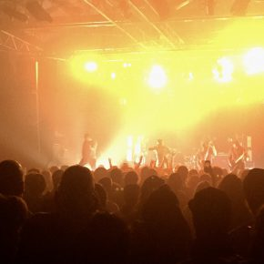 The Dillinger Escape Plan // Pumpehuset 9/2-2017
