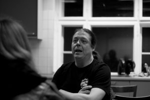 Hammerfal interview 2017 Foto: Jannie Ravn Madsen
