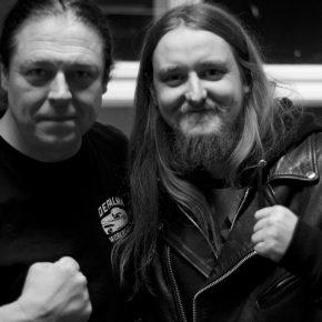 Interview med Hammerfall
