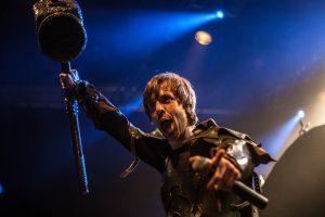 Gloryhammer i Amager Bio. Foto: Jannie Ravn Madsen