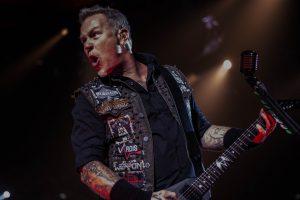 Metallica i Royal Arena Foto: Jannie Ravn Madsen