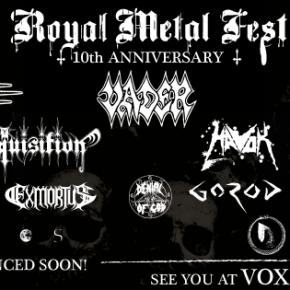 Fleshgod Apocalypse til Royal Metal Fest 2017