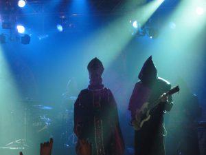 Ghost på Wacken 2011. Foto: Weiss