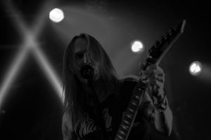 Children Of Bodom i Pumpehuset. Foto: Jannie Ravn Madsen