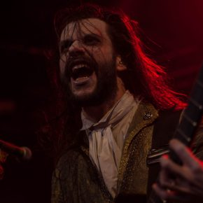 Royal Metal Fest 2017: pt 1