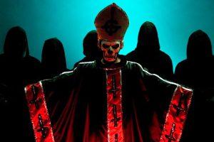 Ghost. Oprindelige pressefoto brugt i perioden 2010-2011