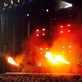 Rammstein // Fængslet i Horsens 25/5 2017
