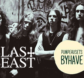 Blastbeast take-over i Pumpehuset's Byhave