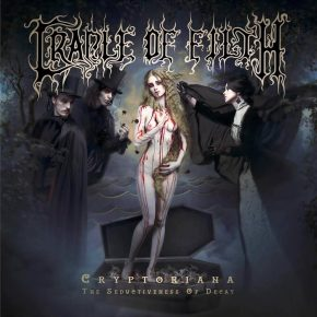"Cradle Of Filth - ""Cryptoriana - The Seductiveness Of Decay'"""