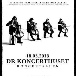 Apocalyptica til Danmark