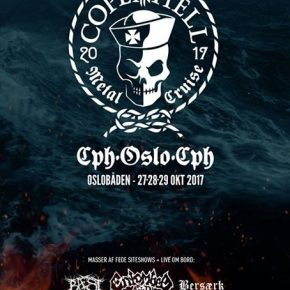 Copenhell Cruise 2017
