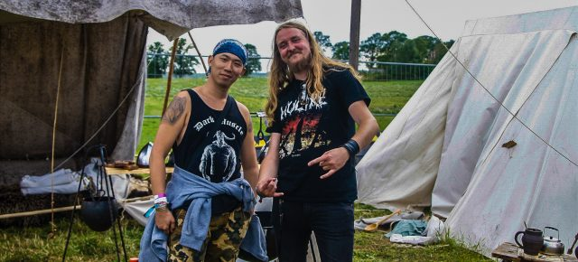 Interview med Tengger Cavalry