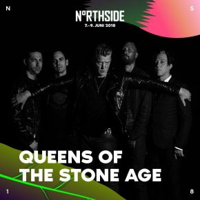 Queens Of The Stone Age til Northside 2018