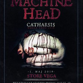 Machine Head til Vega