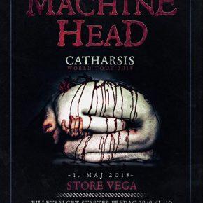 Machine Head til Vega