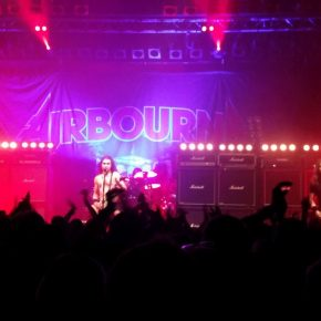 Airbourne // Amager Bio 15/10 2017