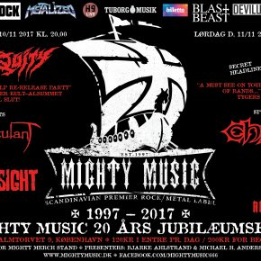 Mighty Music 20 års jubilæum