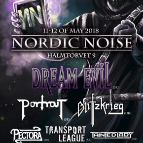 Dream Evil m.fl. til Nordic Noise 2018