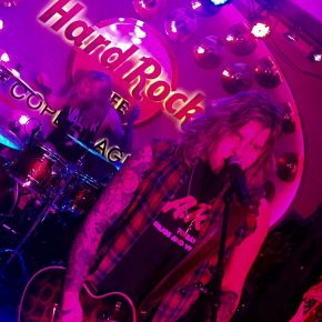 Santa Cruz // Hard Rock Café Copenhagen 3/12 2017