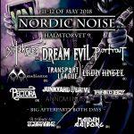 Nordic Noise 2018 er klar med fuldt line up