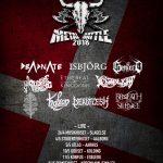 Wacken Metal Battle Danmark 2018: navnene