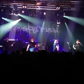 Heaven Shall Burn m.fl // Pumpehuset 12/3 2018