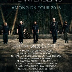 """Vind billetter til """"Among Dk Tour 2018"""" i Odense & Sønderborg"""