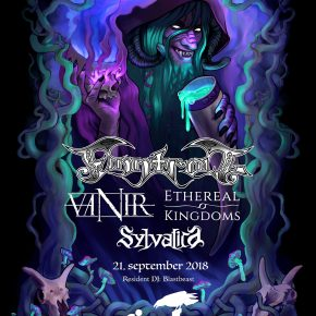 Vind billetter til Finntroll, Vanir, Ethereal Kingdoms & Sylvatica