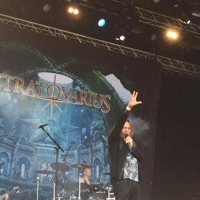 Reportage: Sweden Rock Festival 2018 pt. III