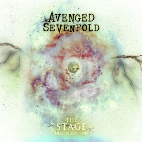 "Avenged Sevenfold - ""The Stage - Deluxe edition."""