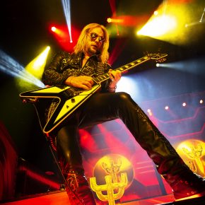 Judas Priest headliner COPENHELL 2021