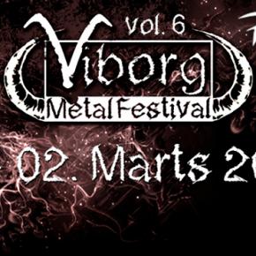 Viborg Metal Festival 2019: Første navne