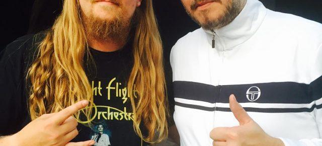 Interview med The Night Flight Orchestra