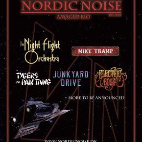 Nordic Noise 2019: De første navne