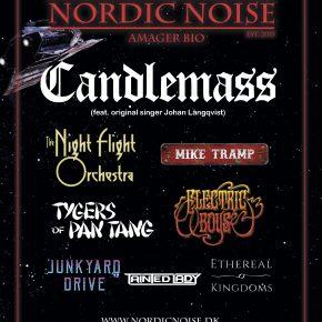 Candlemass headliner Nordic Noise 2019