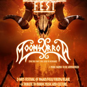 MOONSORROW headliner UDGÅRDSFEST 2019