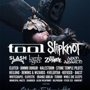 Slash, Lamb Of God, Amon Amarth m.fl til COPENHELL 2019