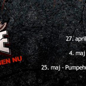 Wacken Metal Battle Danmark 2019: tilmelding