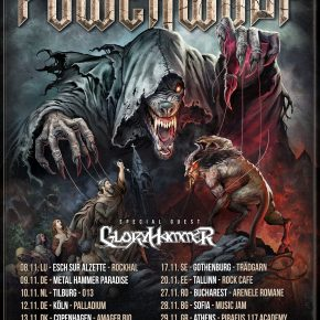 Powerwolf & Gloryhammer til Amager Bio