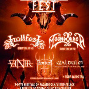 Trollfest headliner Udgårdsfest 2019